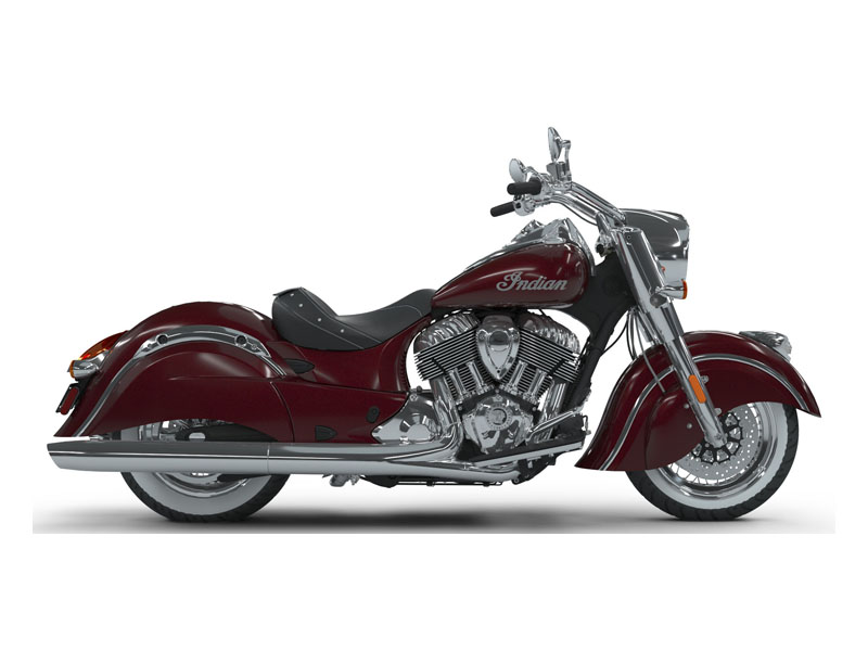 2018 Indian Chief® Classic ABS in Racine, Wisconsin