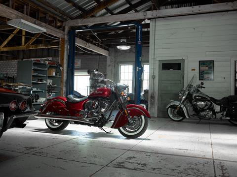 2018 Indian Chief® Classic ABS in Mineola, New York