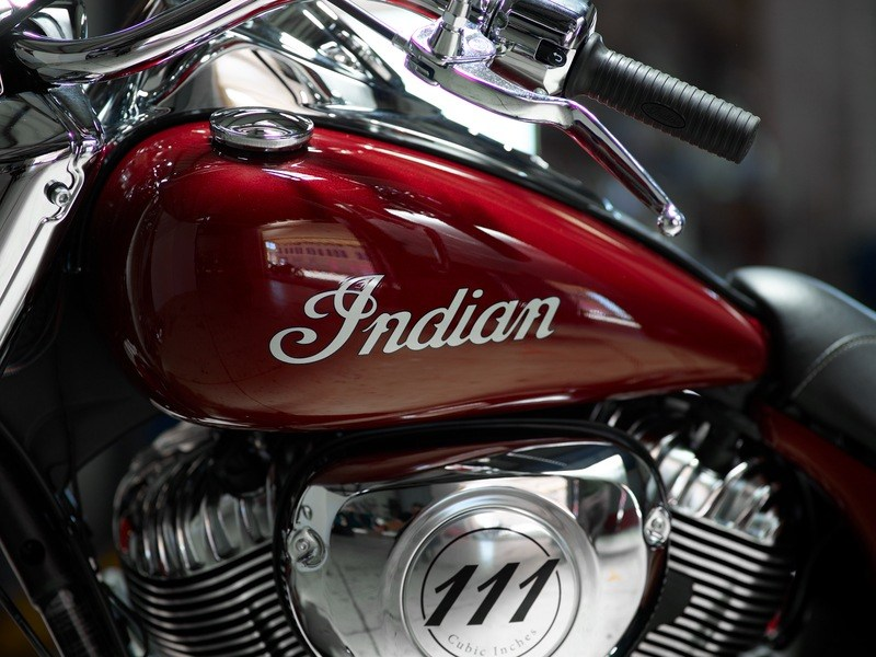 2018 Indian Chief® Classic ABS in Norman, Oklahoma