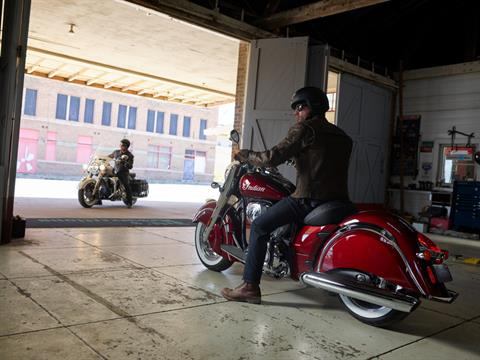 2018 Indian Chief® Classic ABS in Broken Arrow, Oklahoma