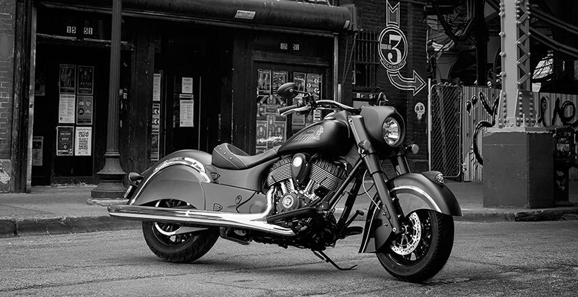 2018 Indian Chief Dark Horse® ABS in Elkhart, Indiana - Photo 11