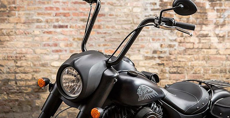 2018 Indian Chief® Dark Horse® ABS in Norman, Oklahoma - Photo 14