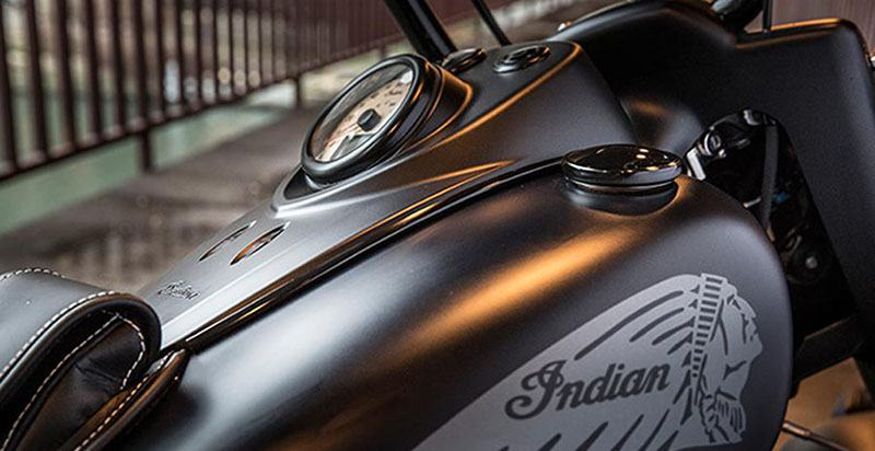 2018 Indian Chief® Dark Horse® ABS in Racine, Wisconsin - Photo 32