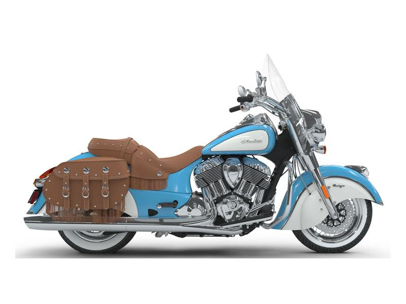 2018 Indian Chief® Vintage ABS in Idaho Falls, Idaho