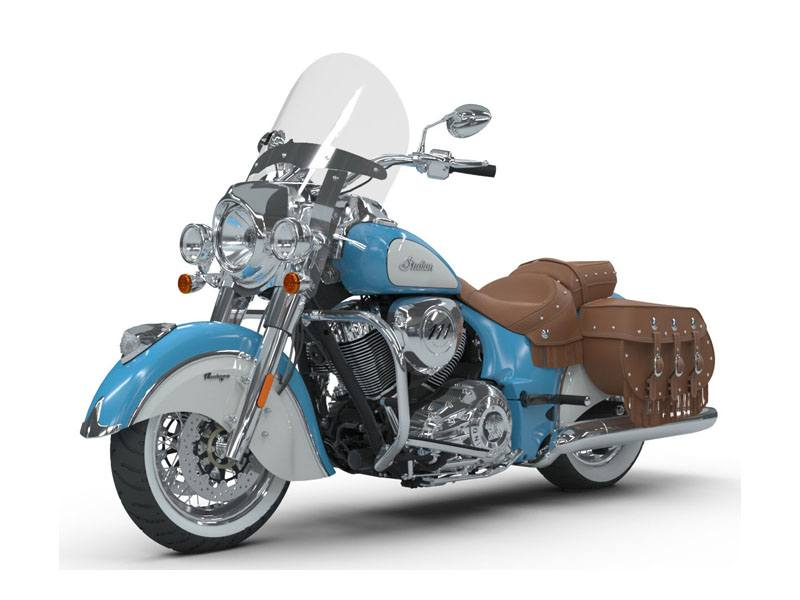 2018 Indian Chief Vintage ABS 10