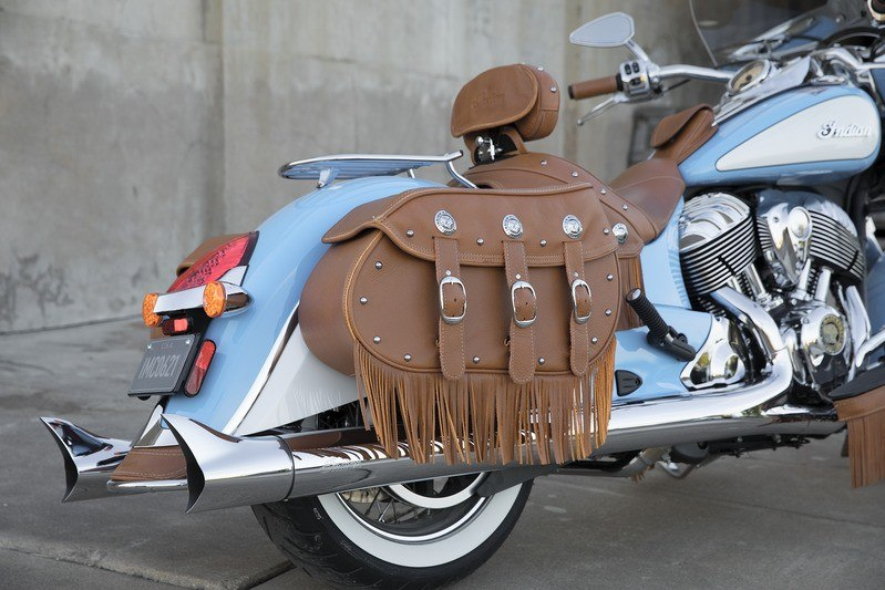 2018 Indian Chief® Vintage ABS in Norman, Oklahoma