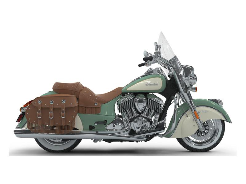 2018 Indian Chief® Vintage ABS in Fort Worth, Texas