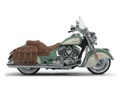 2018 Indian Chief® Vintage ABS in Wayne, New Jersey