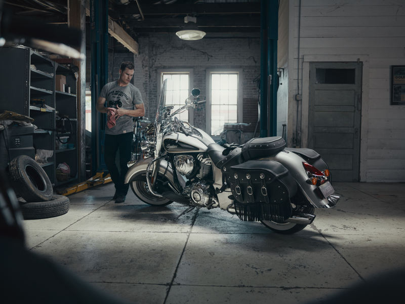 2018 Indian Chief® Vintage ABS in Caledonia, Michigan