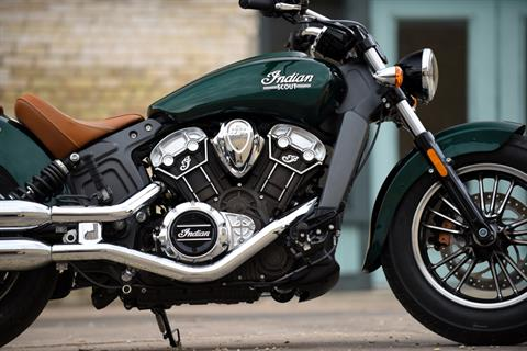 2018 Indian Scout® in Lowell, North Carolina