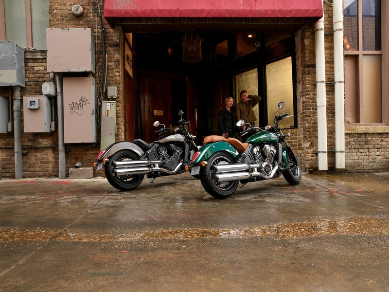 2018 Indian Scout® ABS in Broken Arrow, Oklahoma