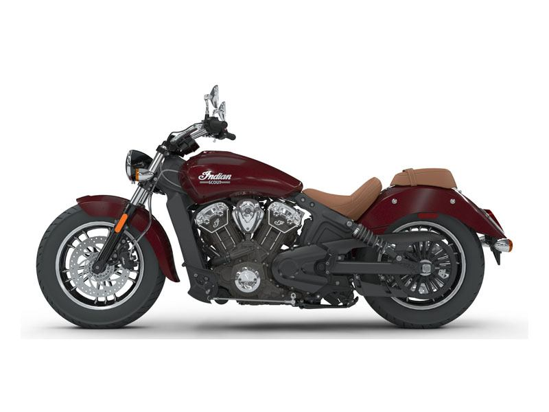2018 Indian Scout® ABS in Ferndale, Washington - Photo 4