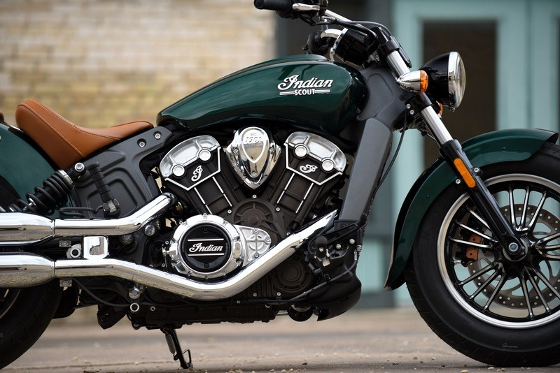 2018 Indian Scout® ABS in Ferndale, Washington - Photo 9