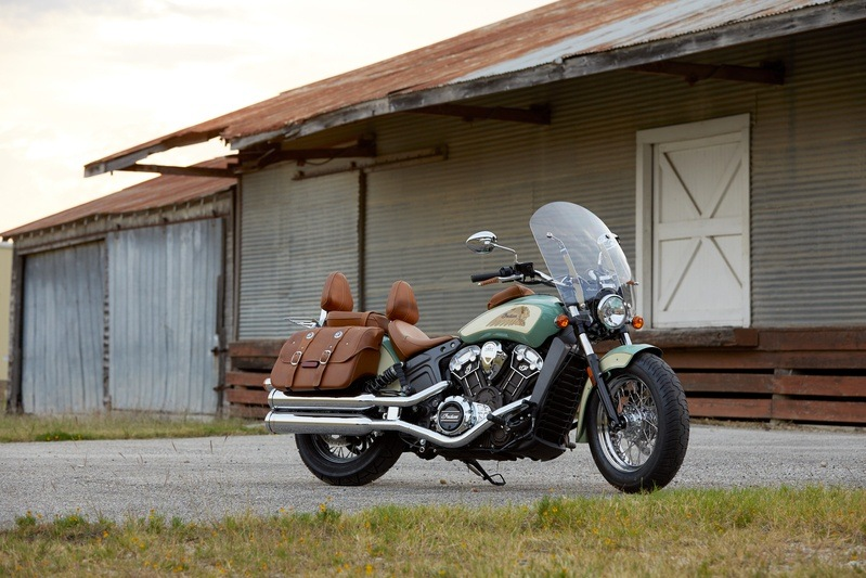 2018 Indian Scout® ABS in Waynesville, North Carolina
