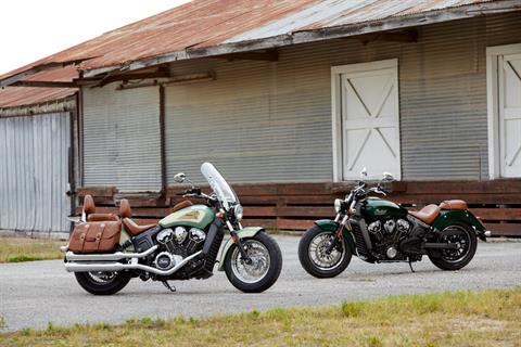 2018 Indian Scout® ABS in Norman, Oklahoma