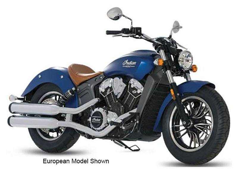 2018 Indian Scout® ABS Icon Series in Racine, Wisconsin