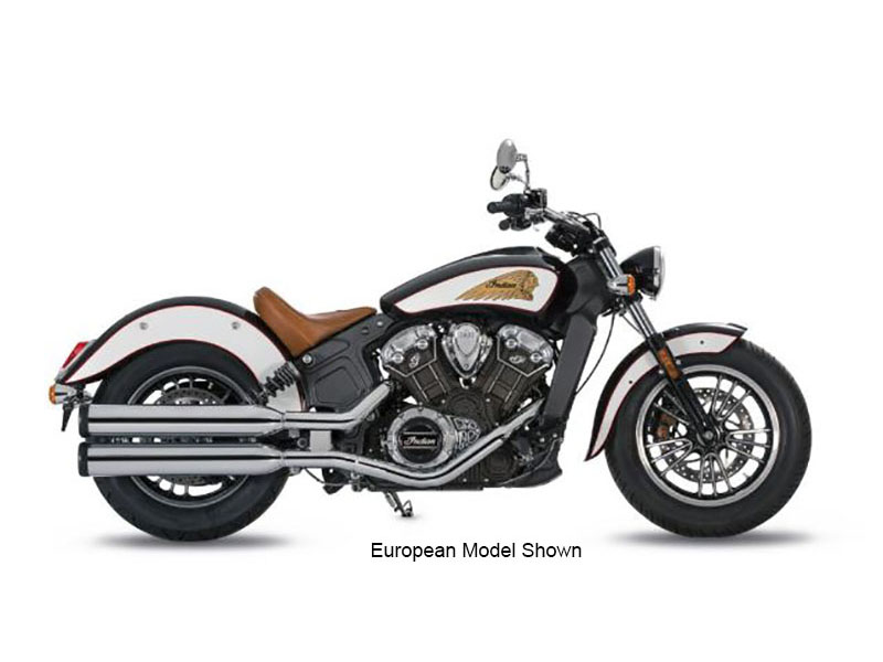 2018 Indian Scout® ABS Icon Series in Elkhart, Indiana