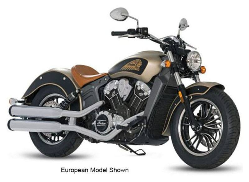 2018 Indian Scout® ABS Icon Series in Ferndale, Washington