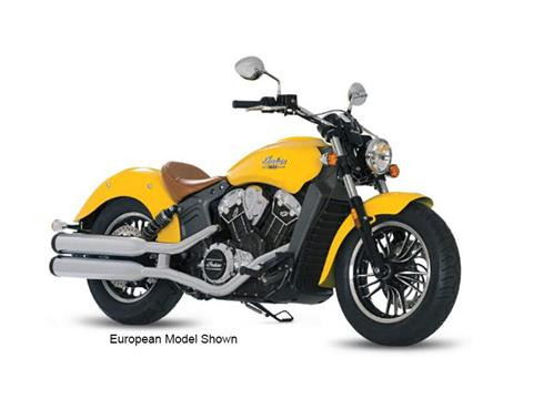 2018 Indian Scout® ABS Icon Series in O Fallon, Illinois