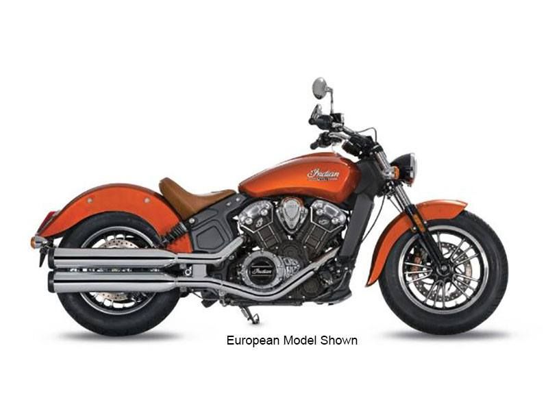 2018 Indian Scout® ABS Icon Series in Broken Arrow, Oklahoma