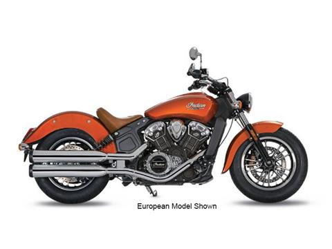 2018 Indian Scout® ABS Icon Series in Muskego, Wisconsin