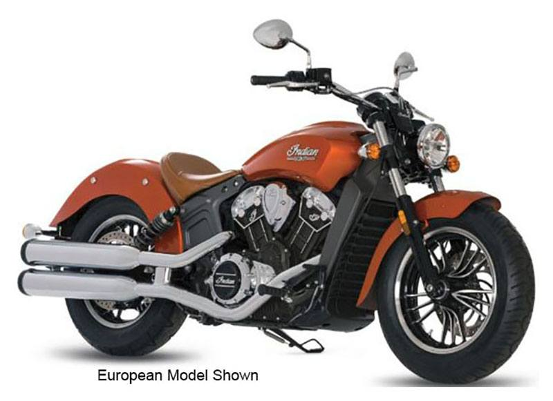 2018 Indian Scout® ABS Icon Series in Newport News, Virginia