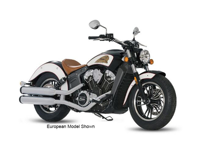 2018 Indian Scout® ABS Icon Series in Lowell, North Carolina