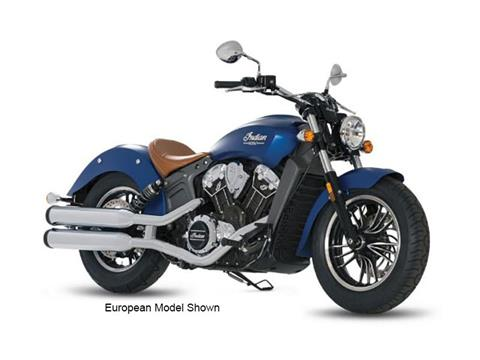 2018 Indian Scout® ABS Icon Series in Hollister, California