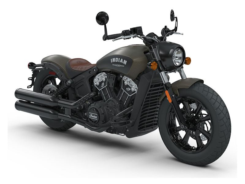 2018 Indian Scout® Bobber in Norman, Oklahoma - Photo 1
