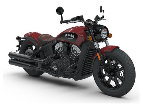 2018 Indian Scout® Bobber in Ferndale, Washington - Photo 1