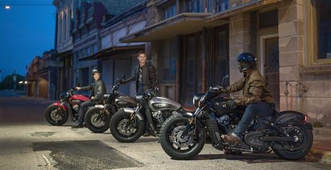 2018 Indian Scout® Bobber in Auburn, Washington