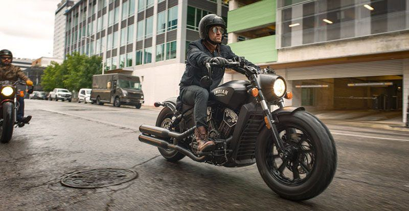 2018 Indian Scout® Bobber in Saint Michael, Minnesota - Photo 9
