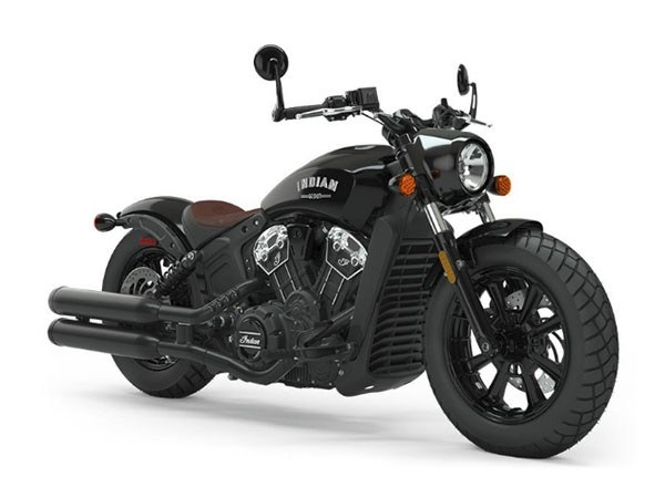 2019 Indian Scout® Bobber in Racine, Wisconsin - Photo 1