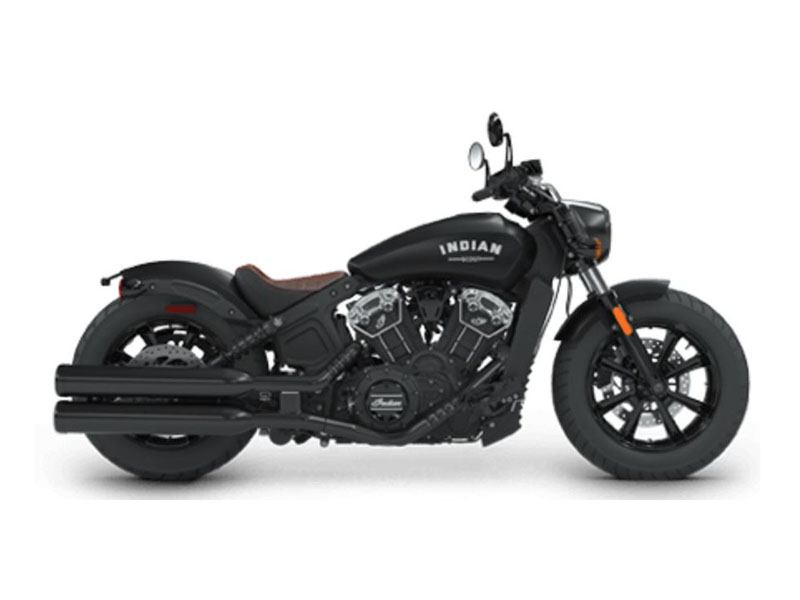 2018 Indian Scout® Bobber ABS in Muskego, Wisconsin