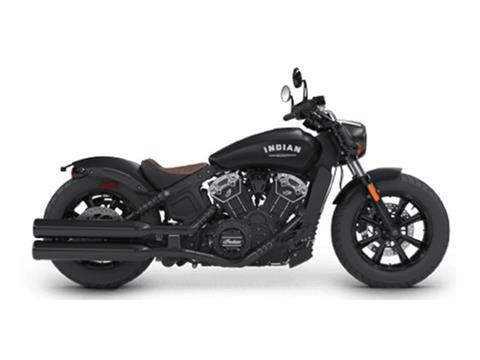 2018 Indian Scout® Bobber ABS in Wayne, New Jersey