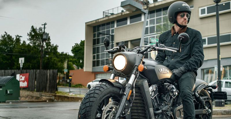 2018 Indian Scout® Bobber ABS in Ferndale, Washington - Photo 11