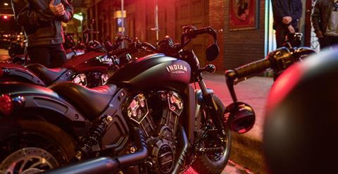 2018 Indian Scout® Bobber ABS in Mineola, New York
