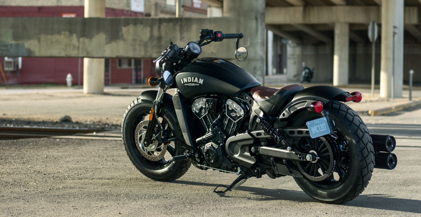 2018 Indian Scout® Bobber ABS in Panama City Beach, Florida