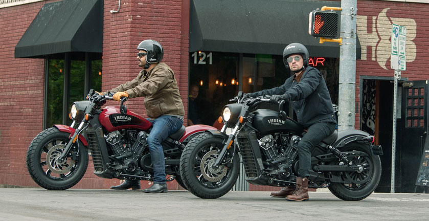 2018 Indian Scout Bobber ABS 8
