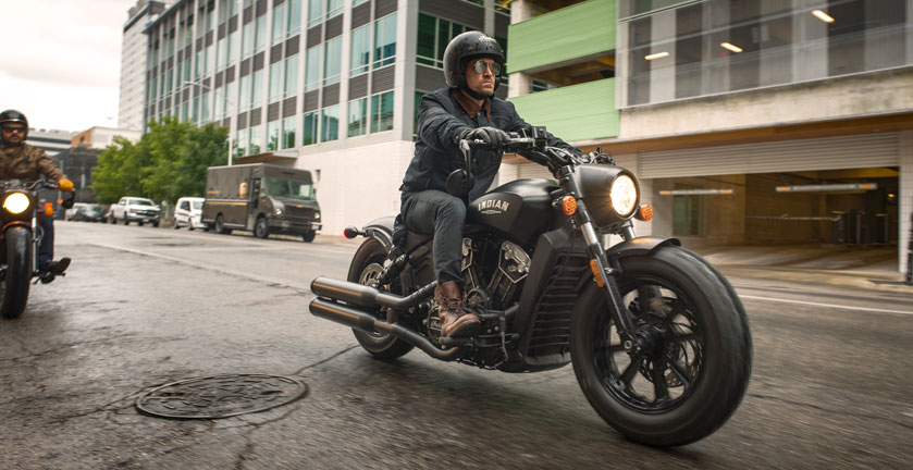 2018 Indian Scout® Bobber ABS in Lebanon, New Jersey