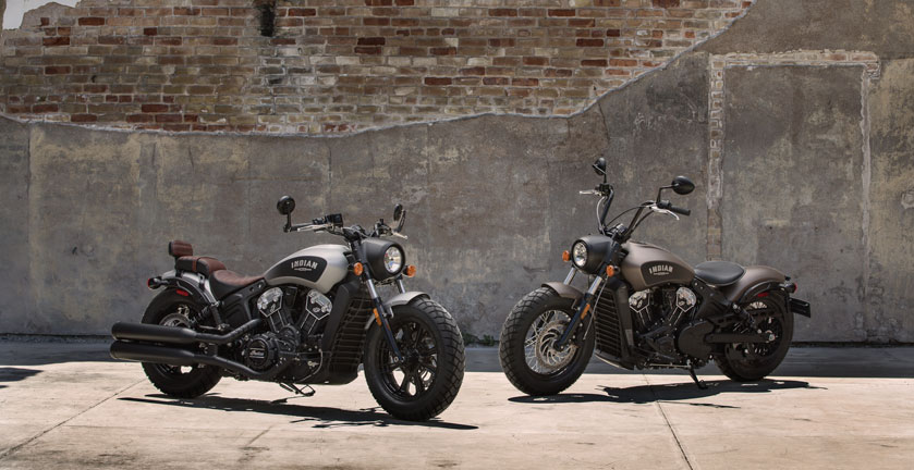 2018 Indian Scout® Bobber ABS in Saint Rose, Louisiana