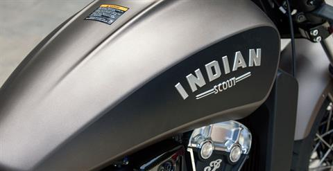2018 Indian Scout® Bobber ABS in Elkhart, Indiana