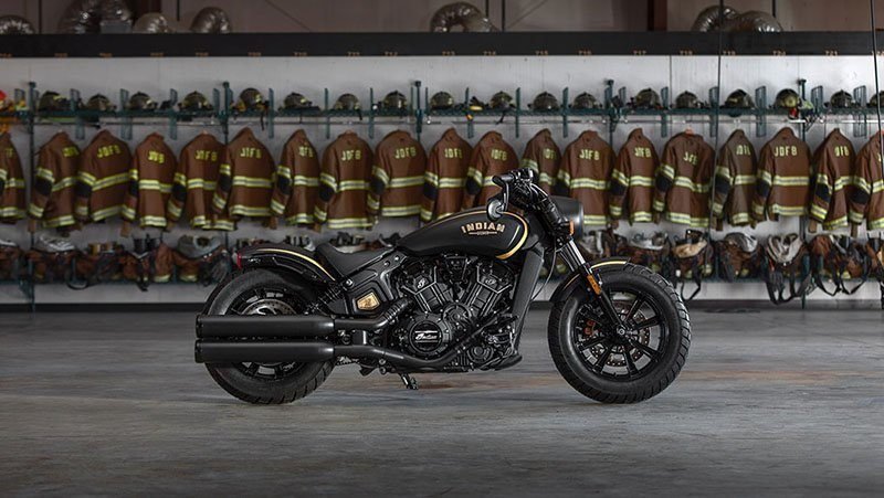 2018 Indian Scout® Bobber Jack Daniel's® in Mineola, New York - Photo 1