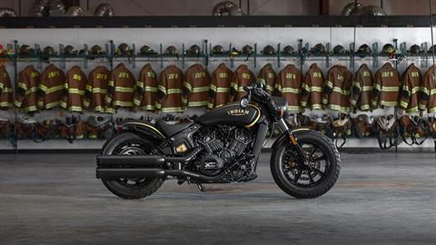 2018 Indian Scout® Bobber Jack Daniels in Wayne, New Jersey