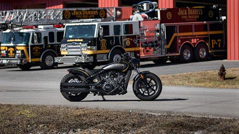2018 Indian Scout® Bobber Jack Daniel's® in Saint Michael, Minnesota