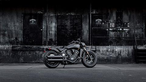 2018 Indian Scout® Bobber Jack Daniel's® in Saint Michael, Minnesota - Photo 4
