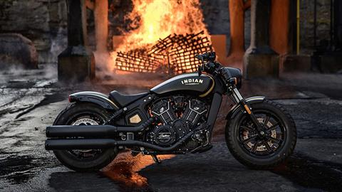 2018 Indian Scout® Bobber Jack Daniels in Marietta, Georgia