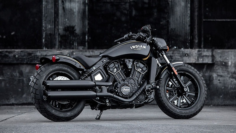 2018 Indian Scout® Bobber Jack Daniels in Buford, Georgia