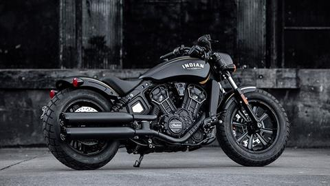 2018 Indian Scout® Bobber Jack Daniel's® in Mineola, New York - Photo 7