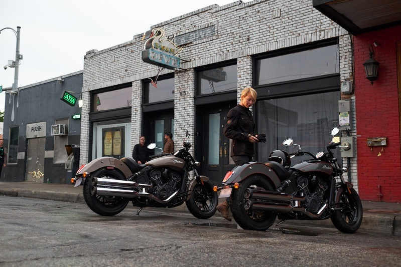 2018 Indian Scout® Sixty in Racine, Wisconsin
